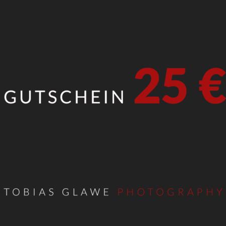 Wertguschein über 25 Euro