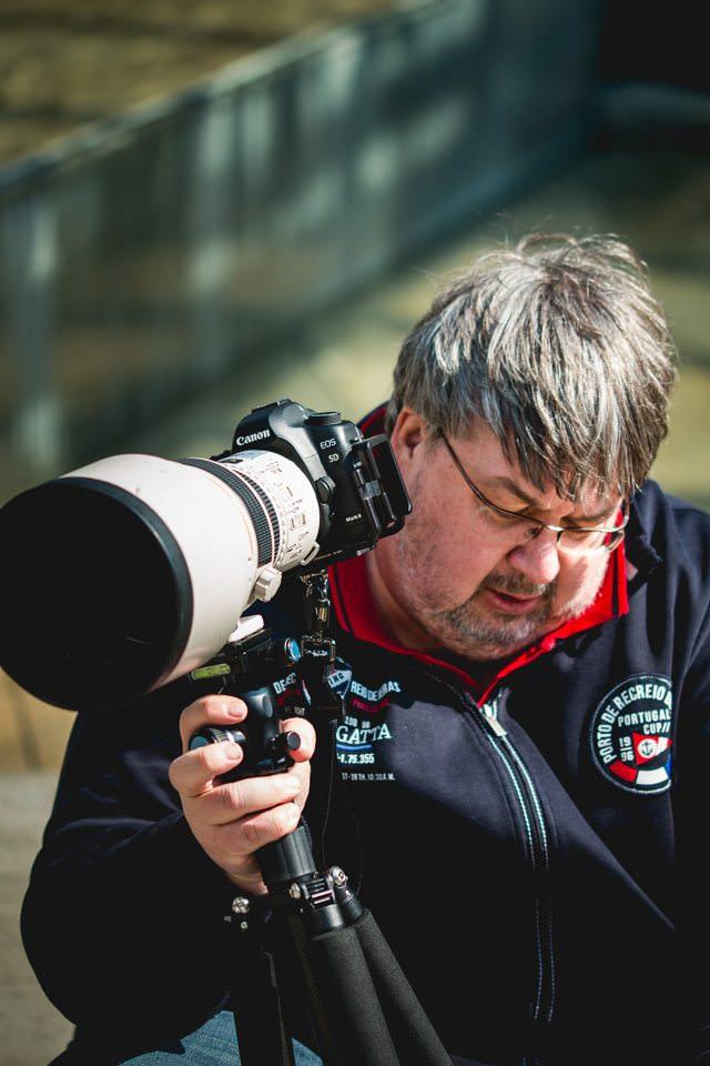 Teilnehmer des Outdoor Fotokurses in Hannover