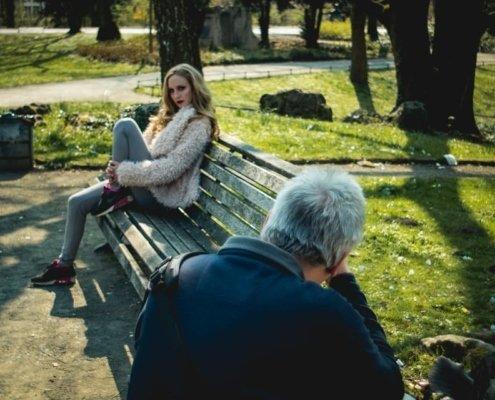 Outdoor Fotokurs mit Yaiza im Maschpark