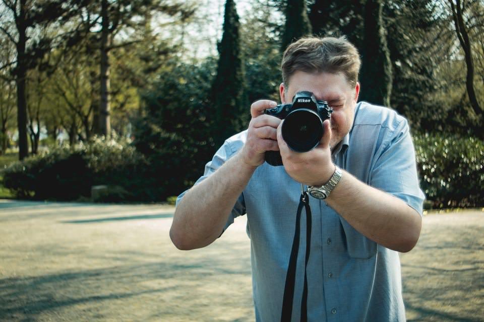 Outdoor Fotokurs im Maschpark – Tobias Glawe