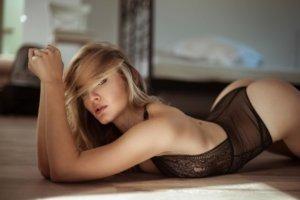 Playmate Annetta Negare Boudoir