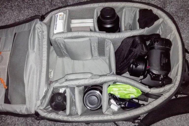 Kameratasche Lowepro Pro Runner 450 AW