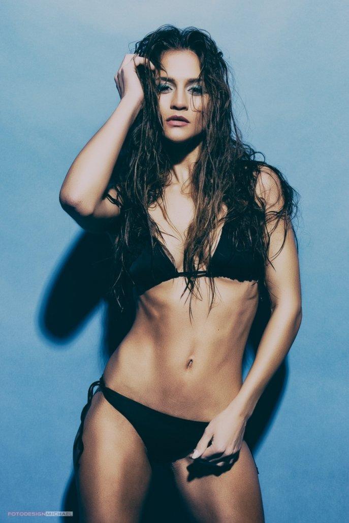 Dessous Portrait, Model Jolina Marijan