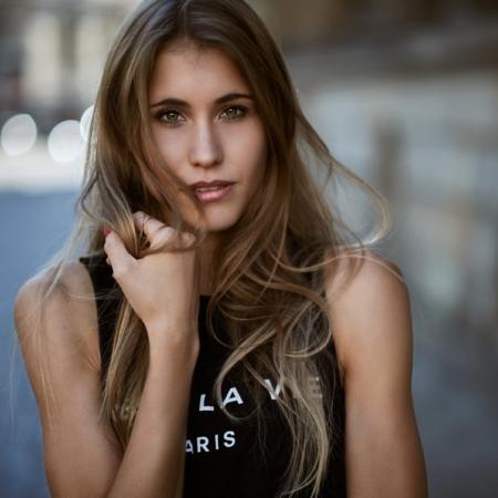 Outdoor Portrait, Model Ilka – Tobias Glawe Fotografie
