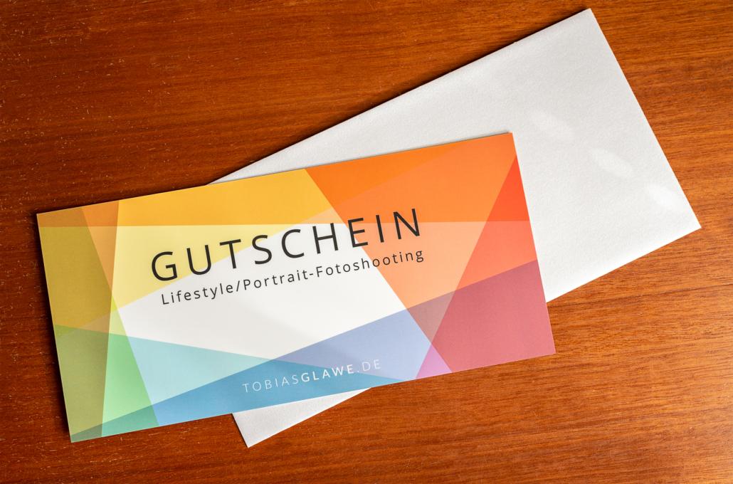 Gutschein Portrait-Fotoshooting